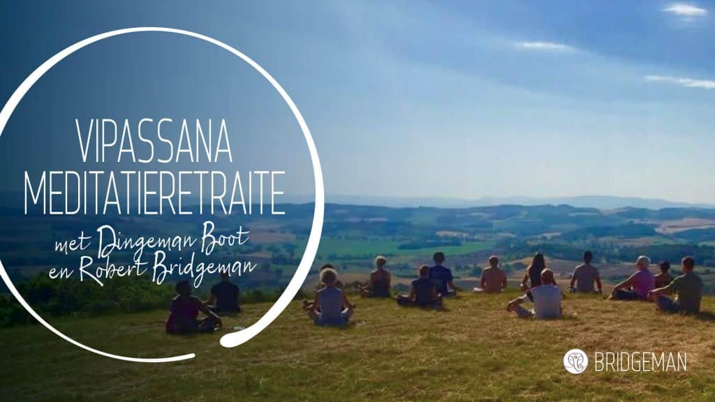 vipassana meditatie retraite 3 mei 2021